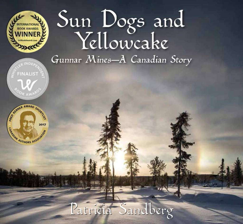 Sun Dogs and Yellow Cake by Patricia Sandberg