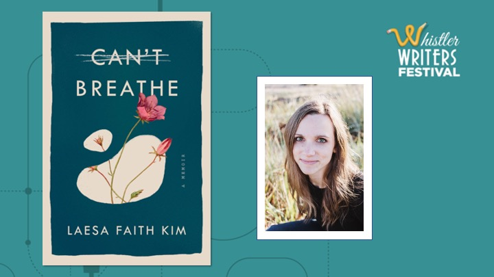 Laesa Faith Kim WIBA 2020 Non-fiction Winner